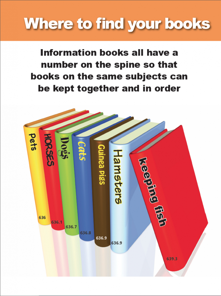 Library Non-fiction Index
