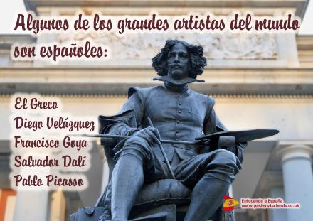 Spain in focus posters & powerpoint
